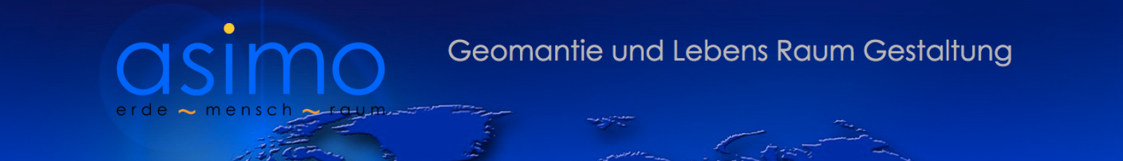 Geomantie Beratung Geomantie Ausbildung Stephan Kordick asimo Geomantie