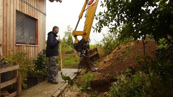 Geomantie asimo Gestaltung Garten Humus Stephan Kordick asimo Geomantie